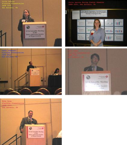 Inter-American Society of Hypertension Meeting