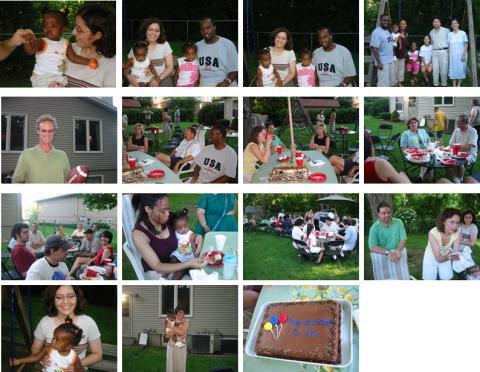 Mikhiela Sherrod's PhD Graduation Party