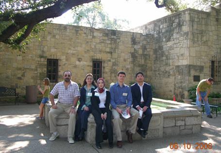 Sigmund Lab at the Alamo